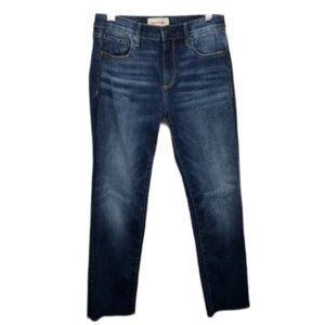 Driftwood Candace Cut off Cropped Jeans 26